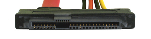 Picture of SFF-8482 Connector
