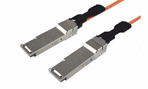 Picture of QSFP (SFF-8436) to QSFP (SFF-8436) Active Optical Cable QDR/DDR/SDR