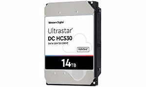 Picture of WD Ultrastar DC HC530 14TB 512e SAS Hard Drive - 0F31052