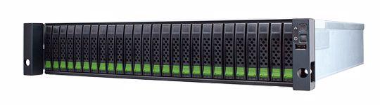 "Picture of QSAN XCubeSAN 2U 26-bay 2.5"" XS1226S XS1226D XS5226D"