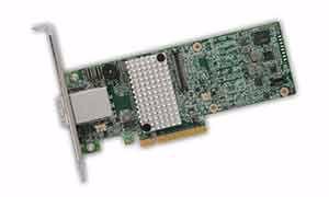 Picture of Broadcom 9380-8E MegaRAID 12G SAS RAID Controller Card - LSI00438