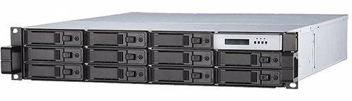 Picture of RAID Machine 12-bay 16G Fibre Channel SAN - S72124F & D72124F