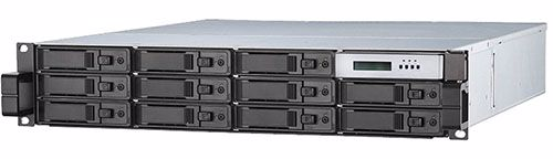 Picture of RAID Machine 12-bay 10GbE iSCSI SAN - S7212RE & D7212RE