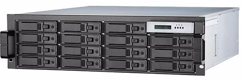 Picture of RAID Machine 16-bay 10GbE iSCSI SAN - S7316RE & D7316RE