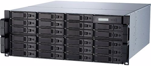 Picture of RAID Machine 24-bay 10GbE iSCSI SAN - S7424RE & D7424RE