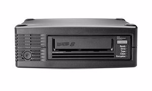 Picture of HP StoreEver LTO-8 Ultrium 30750 SAS External Tape Drive - BC023A