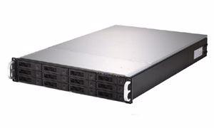 Picture of 2U 12-bay Rackmount Server, Intel Xeon based