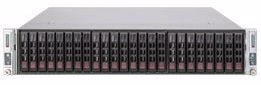 "Picture of 2U Rackmount Twin Server with 24 x 2.5"" Bays"