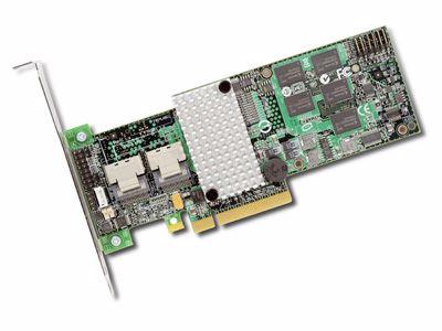 Picture of LSI MegaRAID 9260-8i SAS RAID Controller - LSI00198