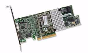 Picture of Broadcom 9361-4I MegaRAID 12G SAS PCIe Card - LSI00415