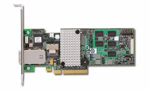Picture of 3ware 9750-4I4E PCIe 2.0 SAS RAID Controller