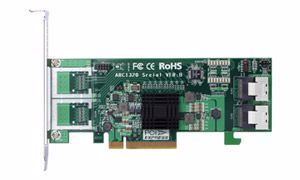 Picture of Areca ARC-1320-8i SAS 2.0 non-RAID HBA