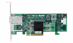 Picture of Areca ARC-1320-4I4X SAS 2.0 non-RAID HBA