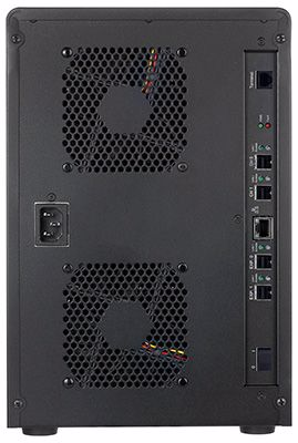 Picture of Areca ARC-8042-12 12-bay 12Gb/s SAS to SAS Tower RAID Subsystem