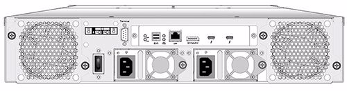 Picture of Areca ARC-8050T3-12R 12-Bay Thunderbolt 3 RAID Storage Rackmount