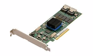 Picture of ATTO ExpressSAS R608 PCIe RAID Controller with CacheAssure