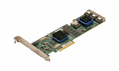 Picture of ATTO ExpressSAS R60F PCIe RAID Controller with CacheAssure