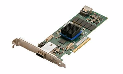 Picture of ATTO ExpressSAS R644 PCIe RAID Controller with CacheAssure