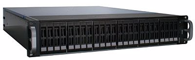 "Picture of RAID Machine 24-bay 2.5"" 12G JBOD with 6 x SFF-8644 Connectors - N2224RM & R2224RM"