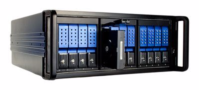Picture of 12-bay Trayless Hotswap SAS/SATA Rackmount JBOD - JR1206T