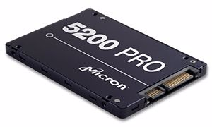 "Picture of Micron 5200PRO 1.92TB SATA 2.5"" Enterprise SSD - MTFDDAK1T9TDD-1AT1ZABYY"