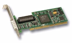 Picture of LSI Logic LSI20320-R PCI-X SCSI Controller