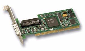 Picture of LSI Logic LSI20320-R PCI-X SCSI Controller