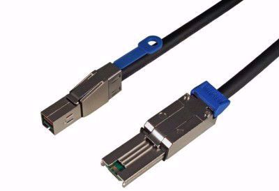 Picture of SFF-8644 to SFF-8088 External SAS Cable