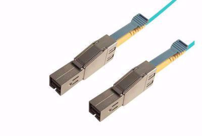 Picture of SFF-8644 to SFF-8644 48Gb/s HD MiniSAS Active Optical Cable