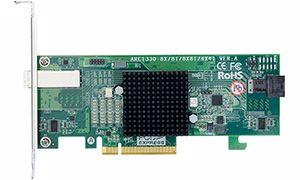 Picture of Areca ARC-1330-4i4x 8-port 12G SAS Host Bus Adapter