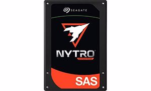 Picture of Seagate XS15360SE70103 Nytro 3330 Entrprise Series 15.36TB 12Gb/s SAS SSD