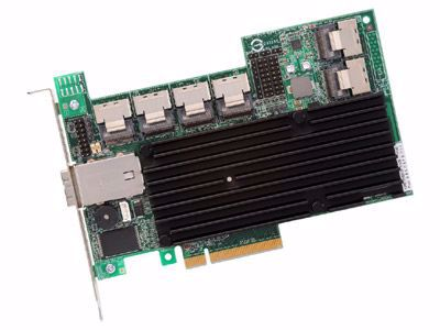 Picture of LSI 9280-24i4e MegaRAID SAS RAID Controller - LSI00211