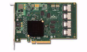 Picture of LSI SAS 9201-16i PCIe 2.0 SAS 2.0 HBA - LSI00244