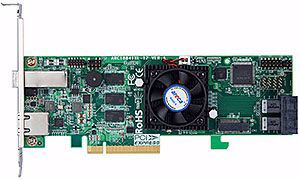 Picture of Areca ARC-1884ixl-8 8-port 12G SAS RAID Controller Card