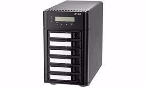 Picture of Areca ARC-8050U3-6 6-Bay USB-C 3.1 (Gen2) Raid Tower Enclosure