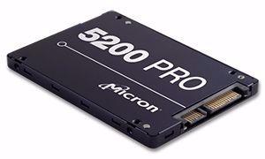 """Picture of Micron 5200PRO 3TB SATA 2.5"""" Enterprise SSD - MTFDDAK3T8TDD-1AT1ZABYY"""