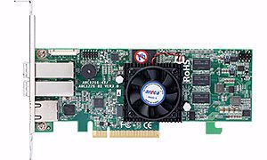 Picture of Areca ARC-1226-8X 8-Port PCIe 12Gb/s SAS RAID Card