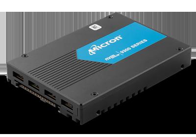 """Picture of Micron 9300PRO 3.84TB NVMe U.2  2.5"""" Enterprise SSD - MTFDHAL3T8TDP-1AT1ZABYY"""