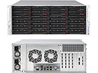 Picture of SuperMicro 4U 24-Bay Server SuperChassis - 846BE1C-R1K23B