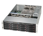 Picture of SuperMicro 3U 16-Bay Server SuperChassis - 836BE1C-R1K23B