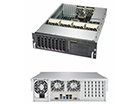 Picture of SuperMicro 3U 8-Bay Server SuperChassis - SC833TQC-653B