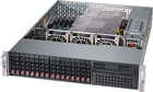 "Picture of SuperMicro 2U 16-Bay 2.5"" Server SuperChassis - 213AC-R1K23LPB"