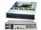 "Picture of SuperMicro 2U 24-Bay 2.5"" Server SuperChassis - SC216BE1C-R920LPB"