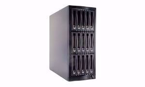 Picture of 15 bay 12G SAS Expander Tower Enclosure - E1512