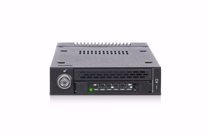 """Picture of ToughArmor MB833M2K-B M.2 PCIe NVMe SSD Mobile Rack for External 3.5"""" Drive Bay"""