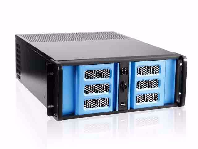 Picture of iStarUSA D-4006SE 4U Compact Stylish Rackmount Chassis