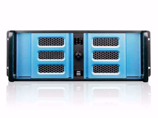 Picture of iStarUSA D-400L-7SE 4U High Performance Rackmount Chassis