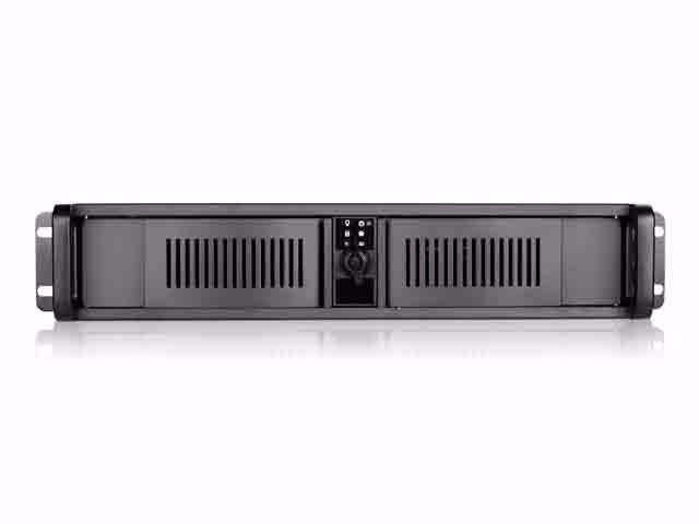 Picture of iStarUSA D-200 2U Compact Stylish Rackmount Chassis