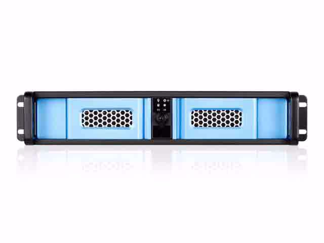Picture of iStarUSA D-200SE 2U Compact Stylish Rackmount Chassis