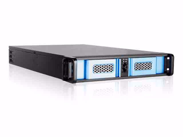 Picture of iStarUSA D-200LSE 2U High Performance Rackmount Chassis
